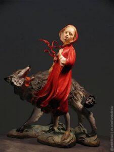Красная Шапочка. Форест Роджерс